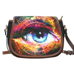 Eye Saddle Bag