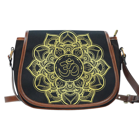 Om Saddle Bag