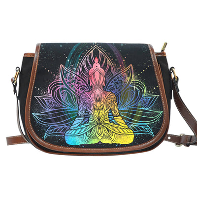 Colorful Buddha Lotus
