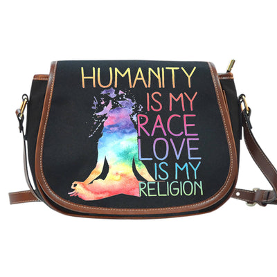 · Humanity Is My Religion