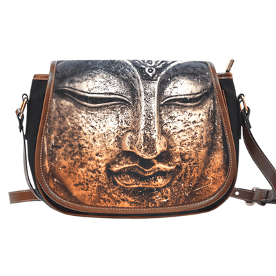 Buddha Saddle Bag