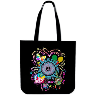 åá Believe In Peace Tote