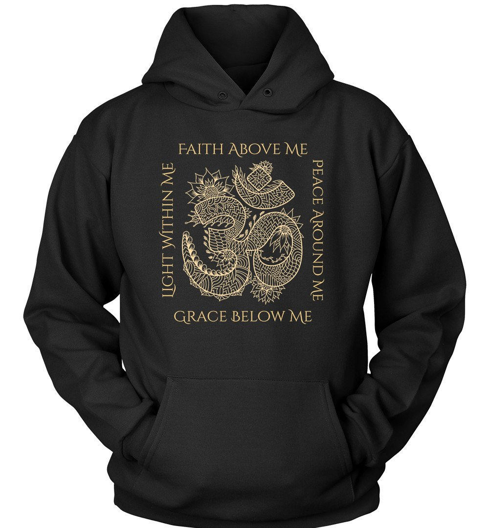 Faith Above Me