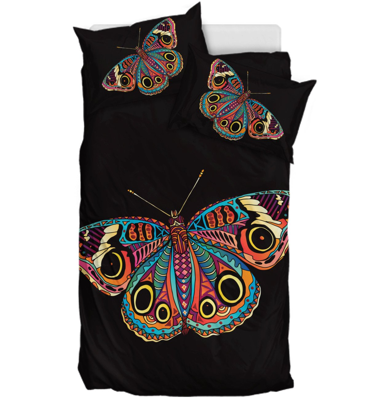 Sleep With Butterfly Bedding Duvet Cover Bed Set Yeswevibe Lidia