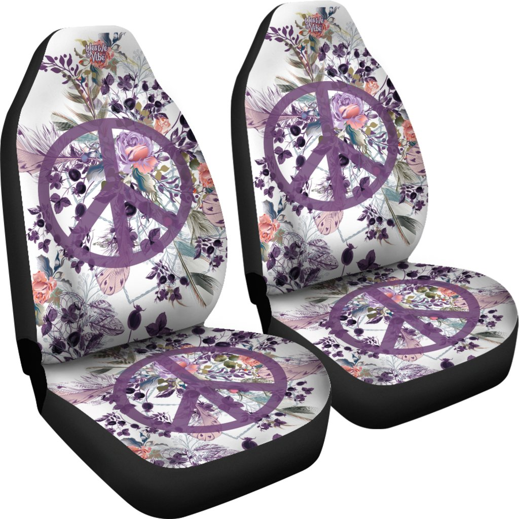 Car Seat Covers Bags Hippie Soul