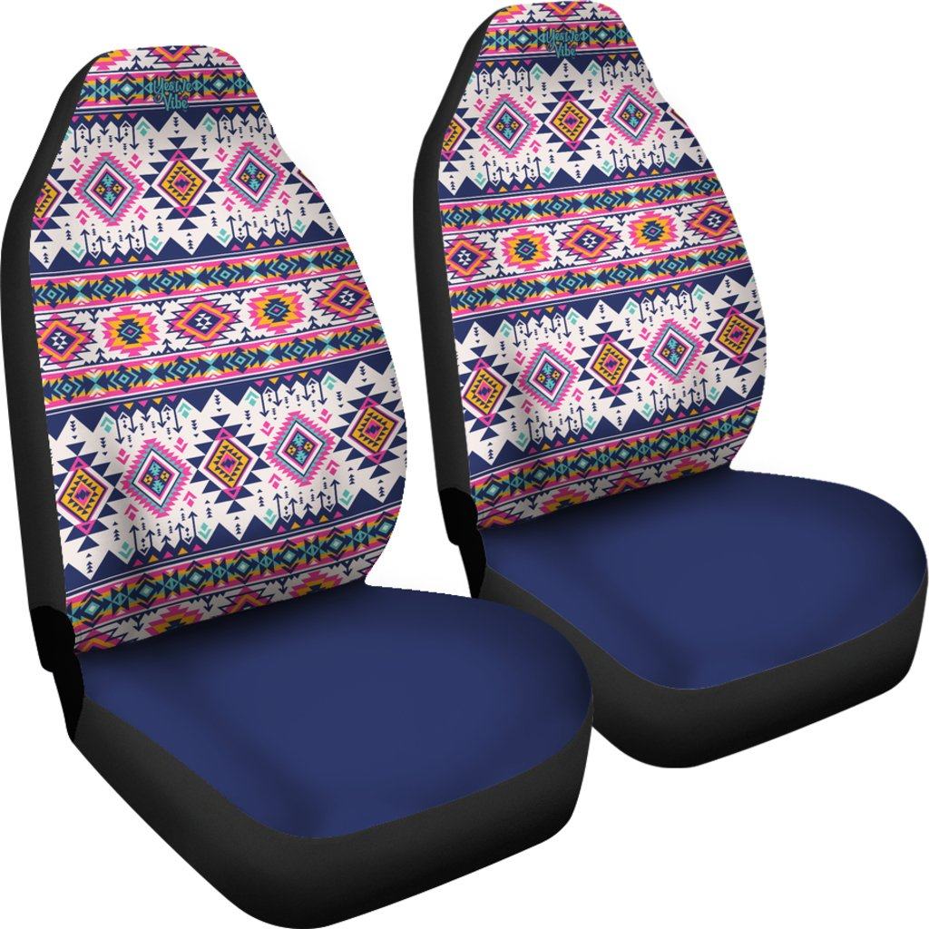 Boho Pattern Hippie Car Seat Covers Yes We Vibe