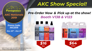 AKC National Specials!