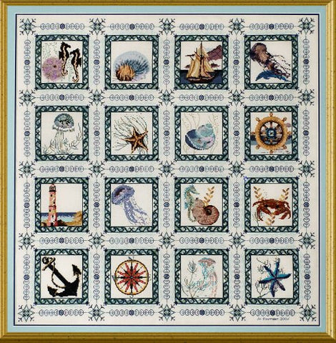 Sea Quilt (CHAT 075)