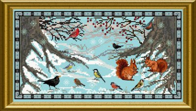 Winter Birds (CHAT 085)
