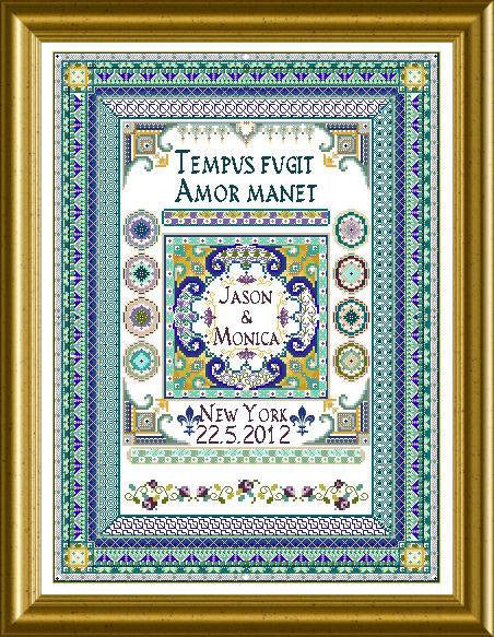 20th Anniversary Sampler: Amor Manet