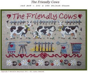 Friendly Cows