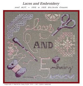 Lace & Embroidery