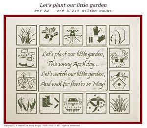 Let's Plant our Little Garden