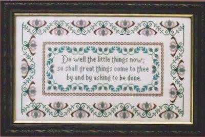 Persian Proverb Sampler