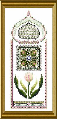 Flower Panels - Tulip