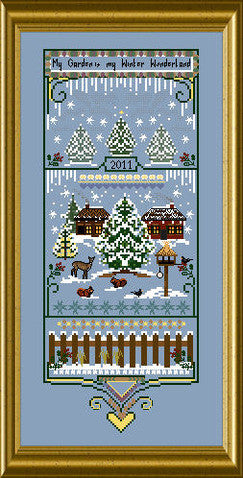 Winter Wonderland Band Sampler