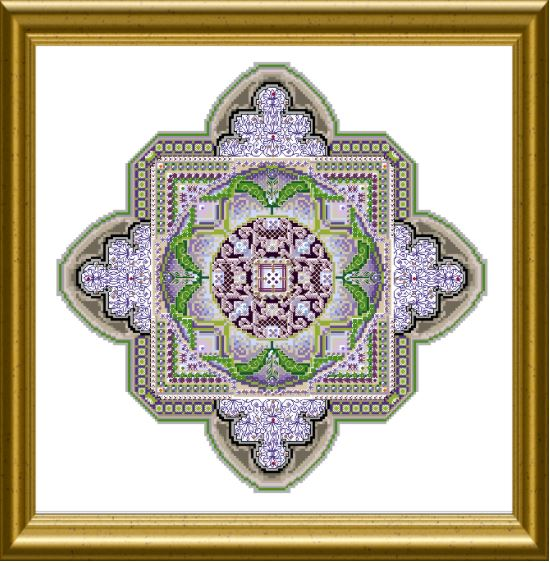 Gothic Ornament 2