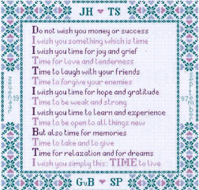 I Wish You Time