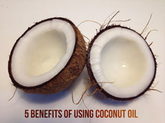 5 Benefits Of Using Coconut Oil