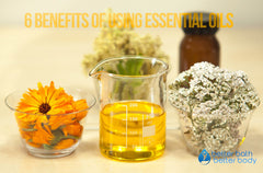 6 Benefits Of Using Essential Oils