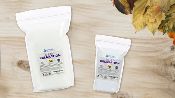 Deep Relaxation Bath Soak