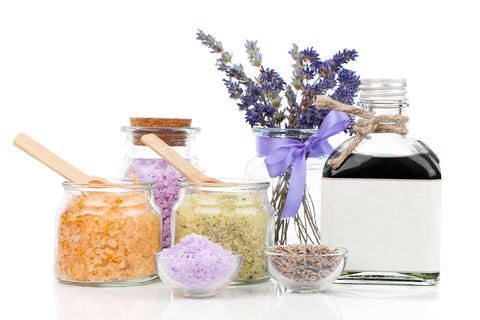 The Best Bath Salts For Skin Care