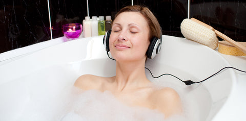 The Wonders Of A Musical Bath