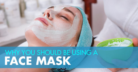 Why you should be using a face mask