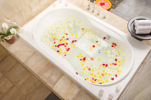 Why You Should Treat Yourself To A Relaxing Bath