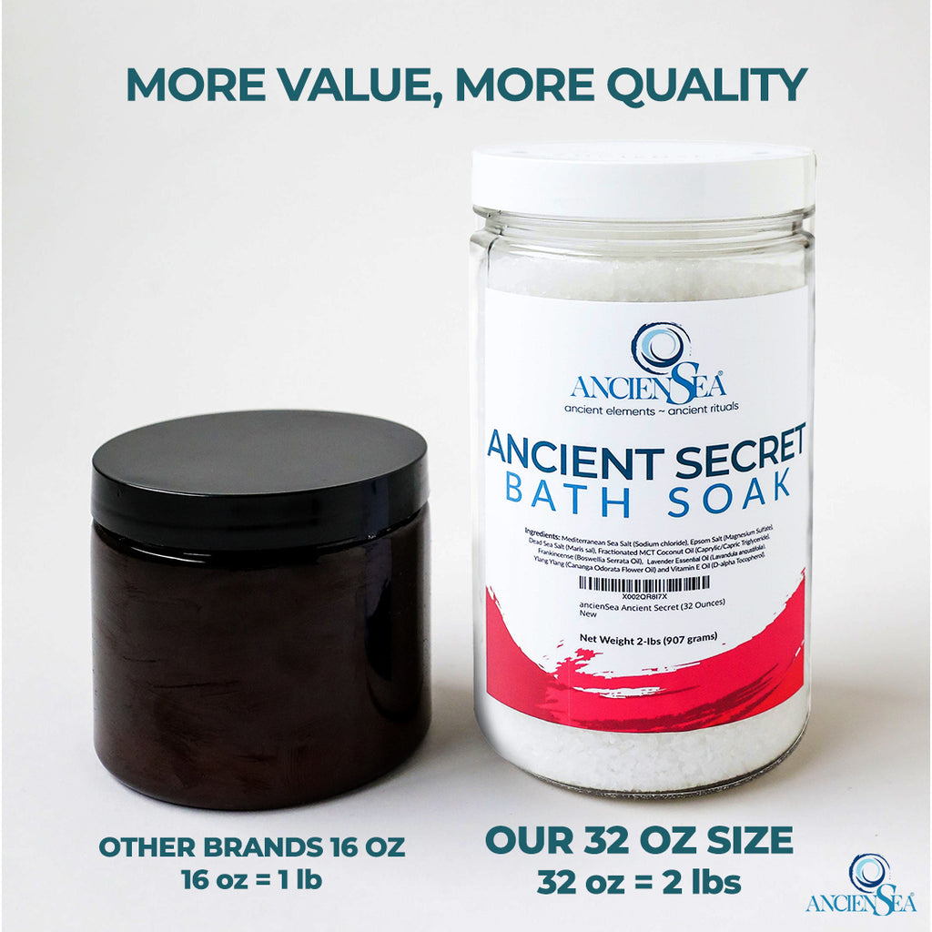 ancienSea Ancient Secret Bath Soak