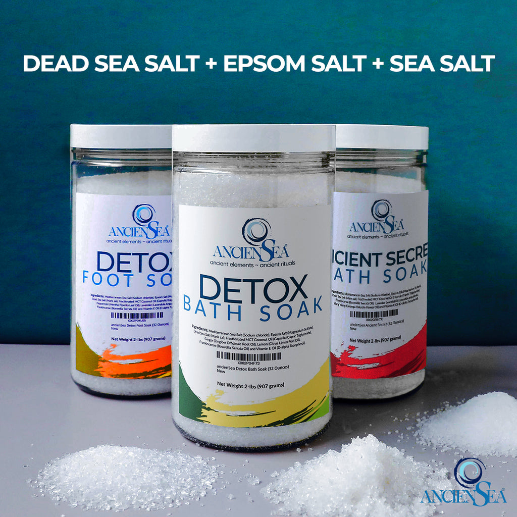 ancienSea Detox Bath Soak