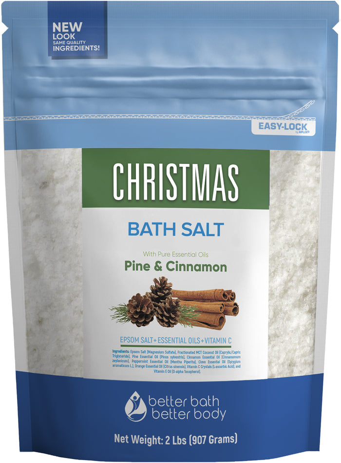 Christmas Bath Soak