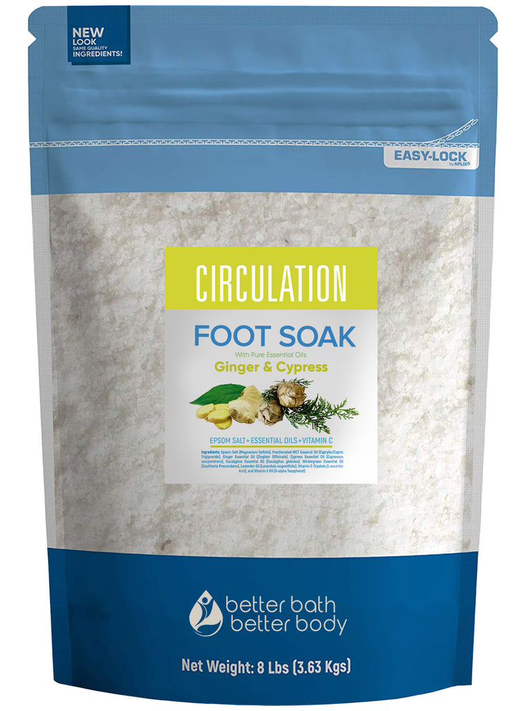 Circulation Foot Soak