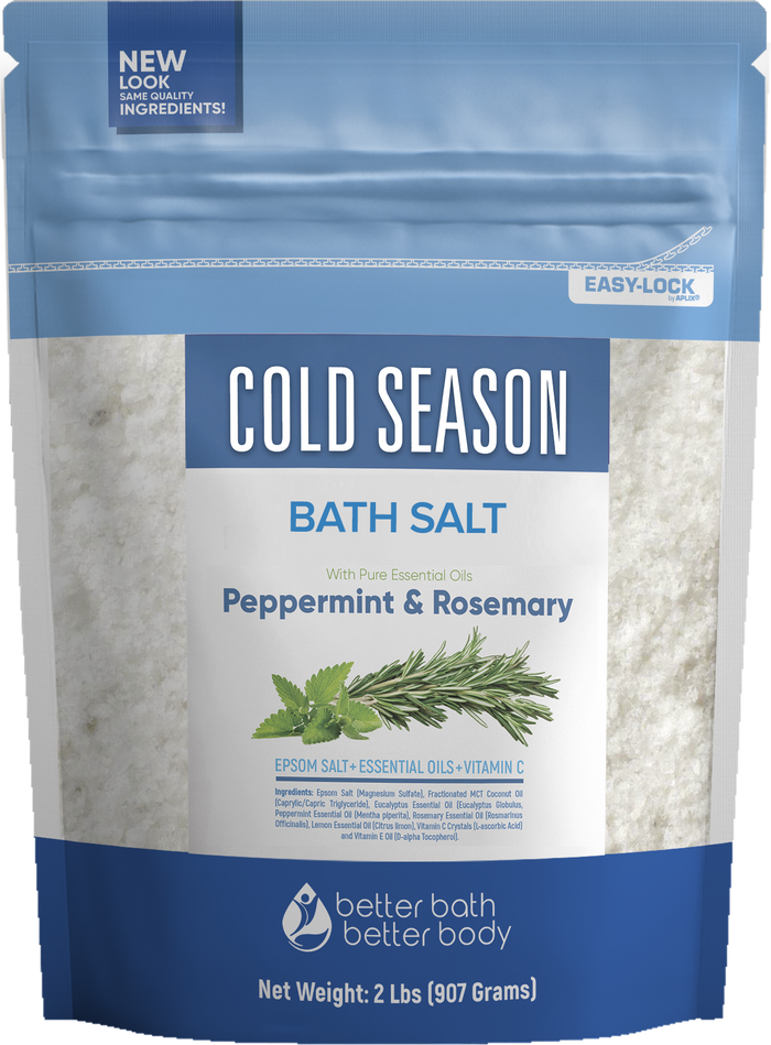 Cold Season Bath Soak