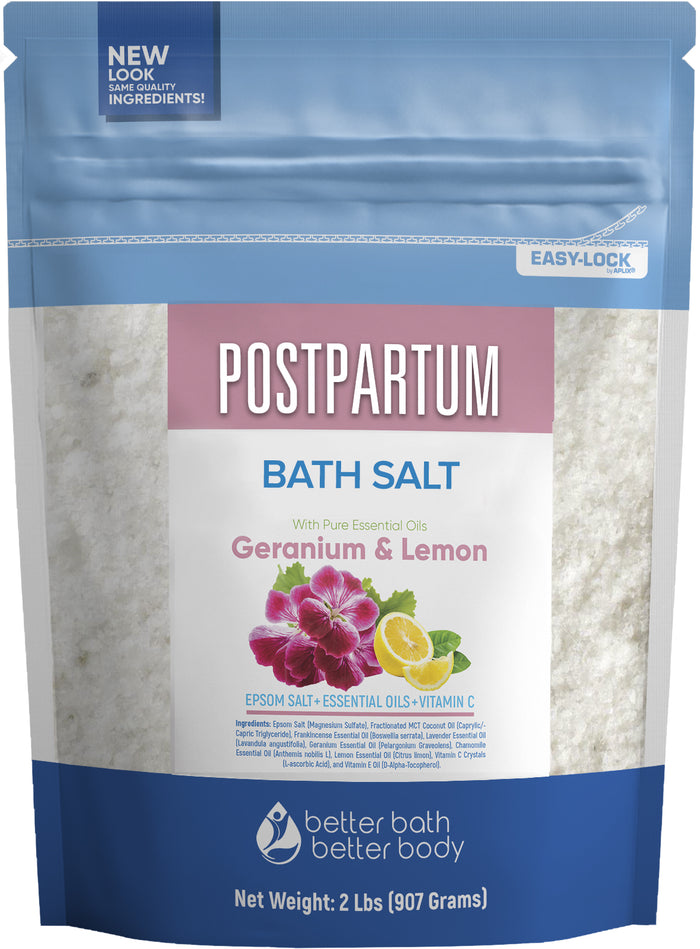 Postpartum Sitz Bath Soak