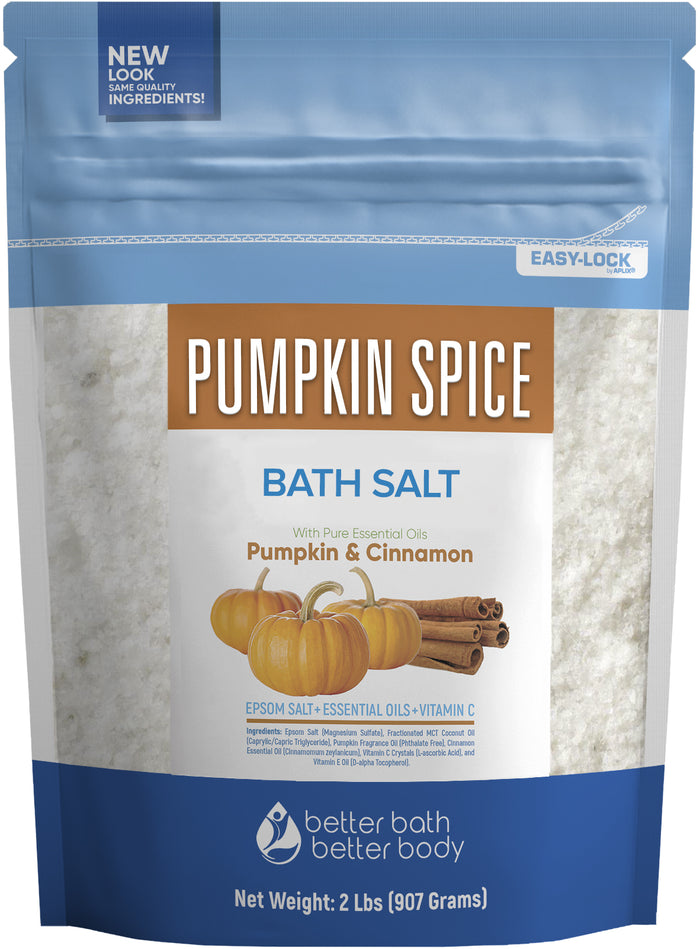 Pumpkin Spice Bath Soak