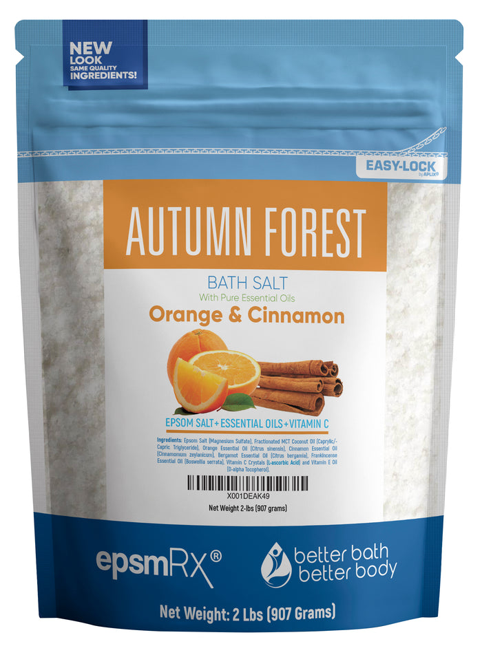 Autumn Forest Bath Soak