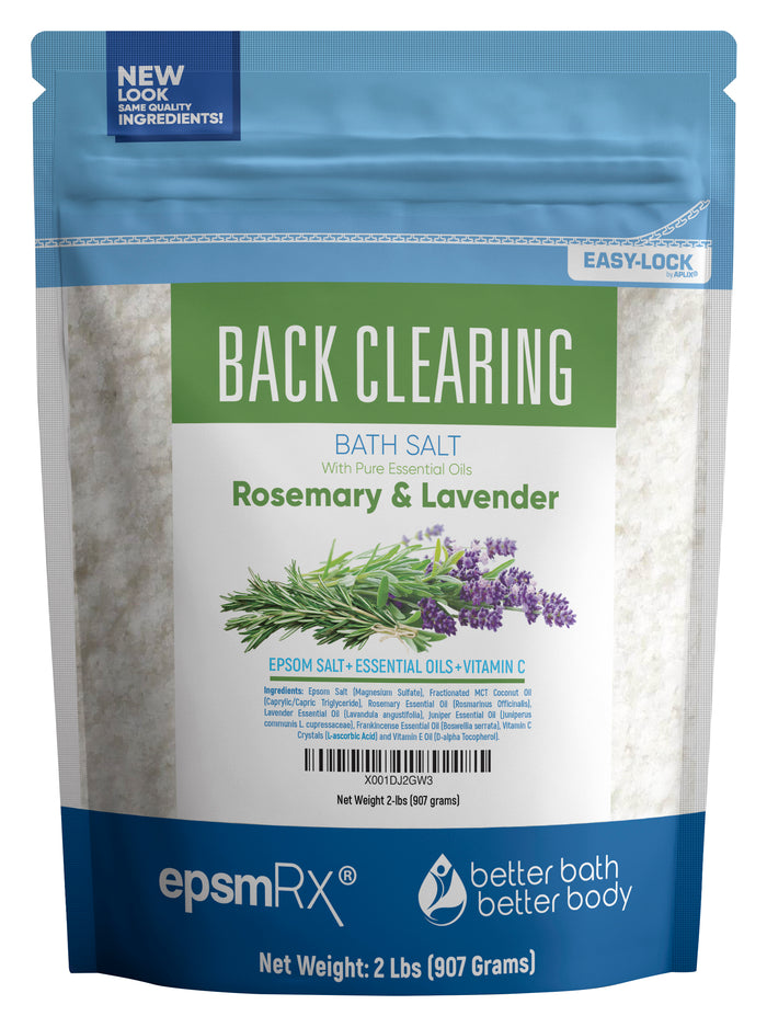 Back Clearing Bath Soak