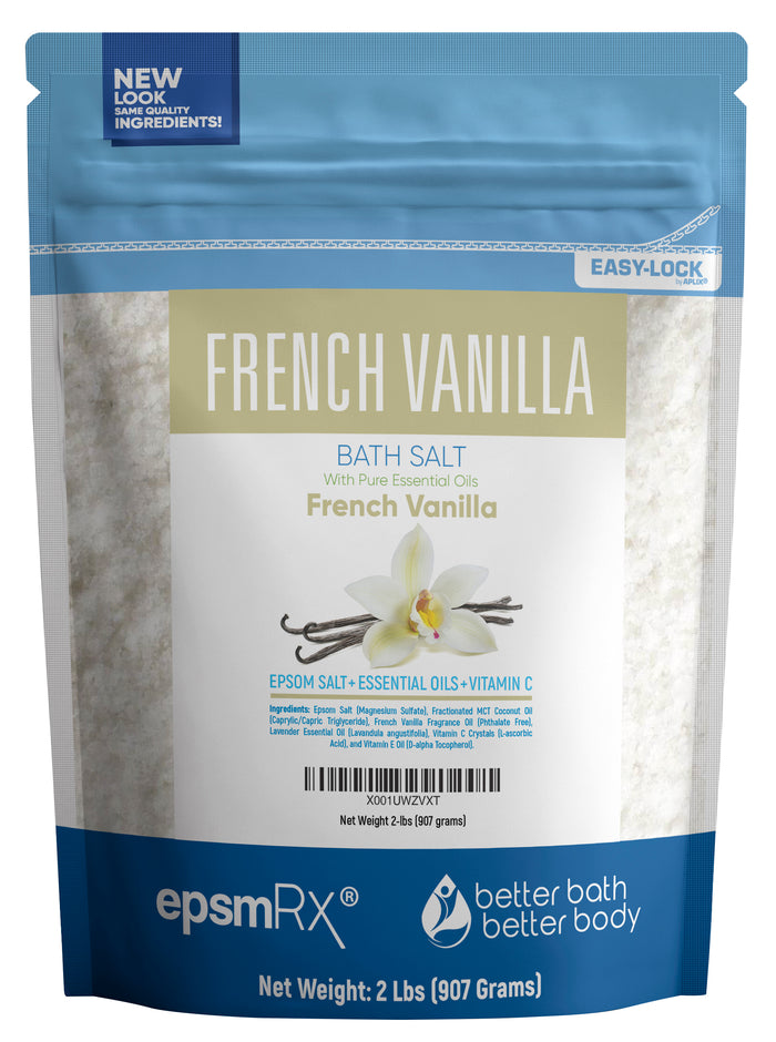 French Vanilla Bath Soak