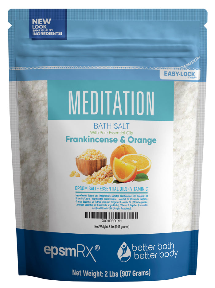Meditation Bath Soak