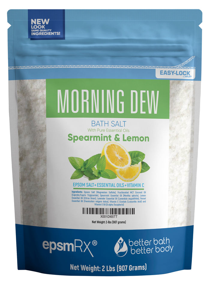 Morning Dew Bath Soak