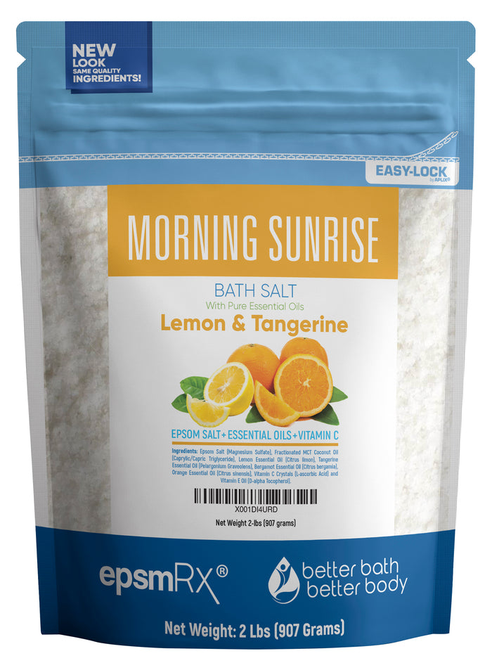Morning Sunrise Bath Soak