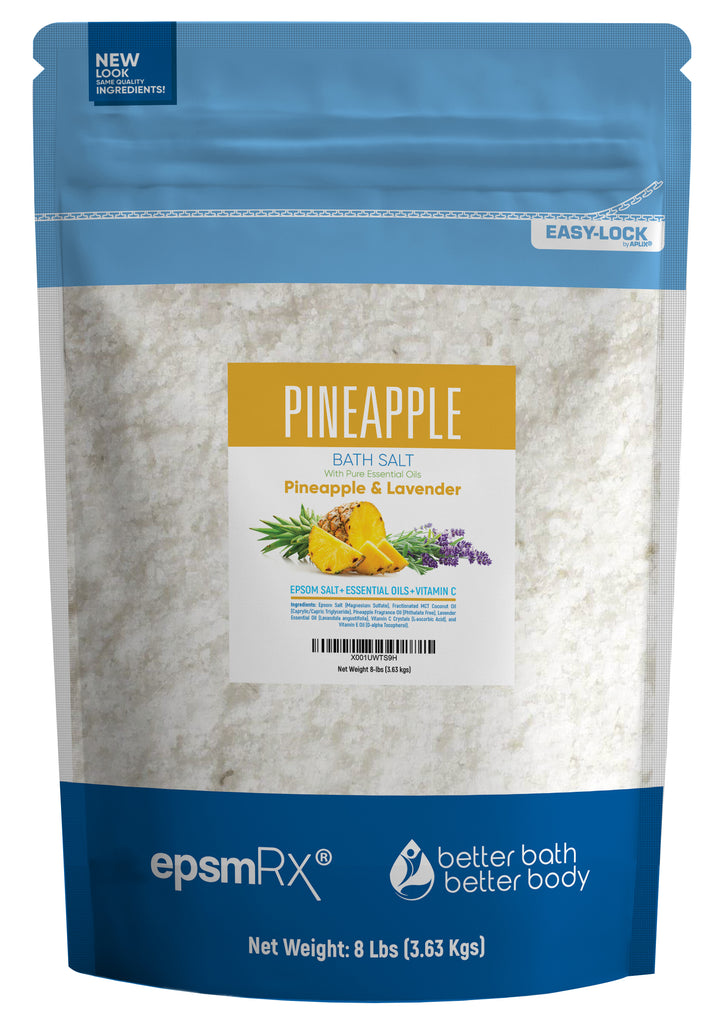 Pineapple Bath Soak