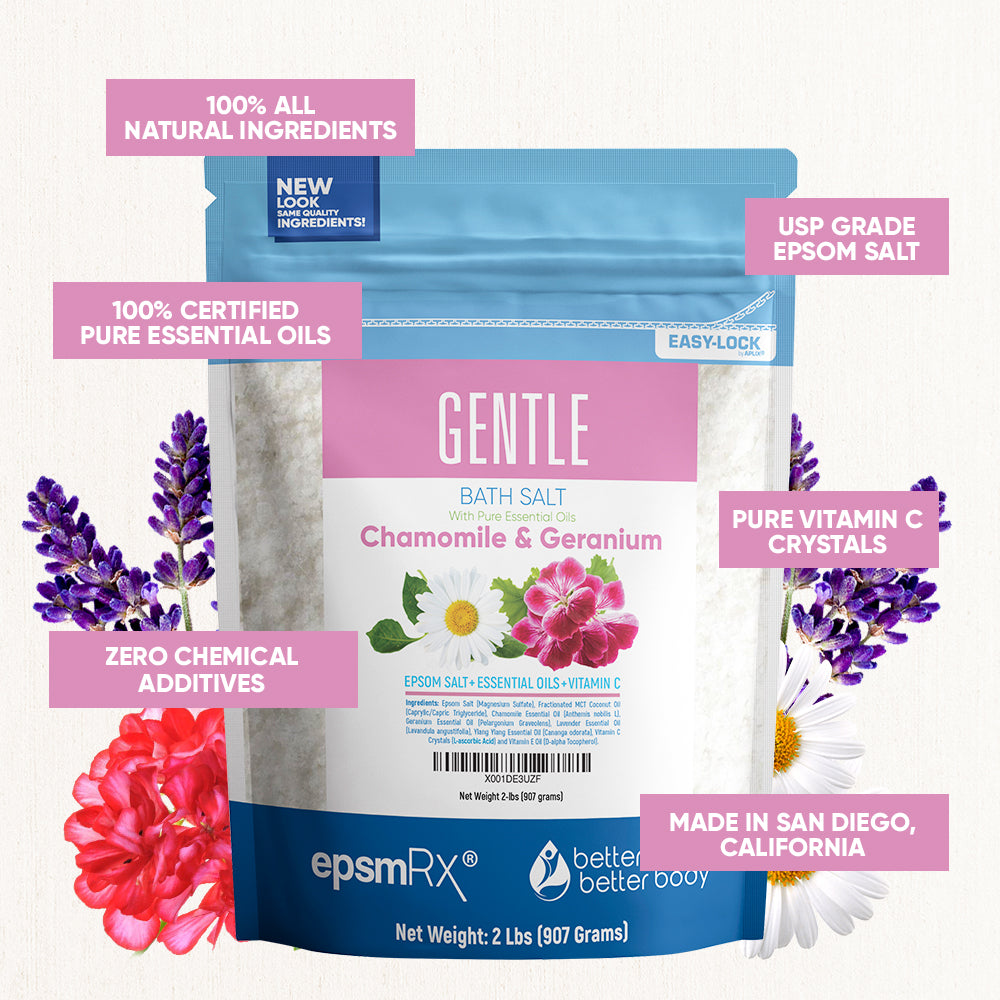 Gentle Bath Soak