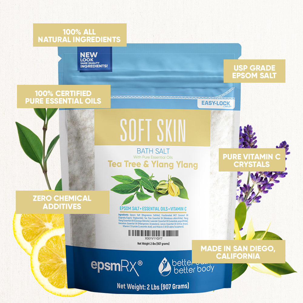 Soft Skin Bath Soak