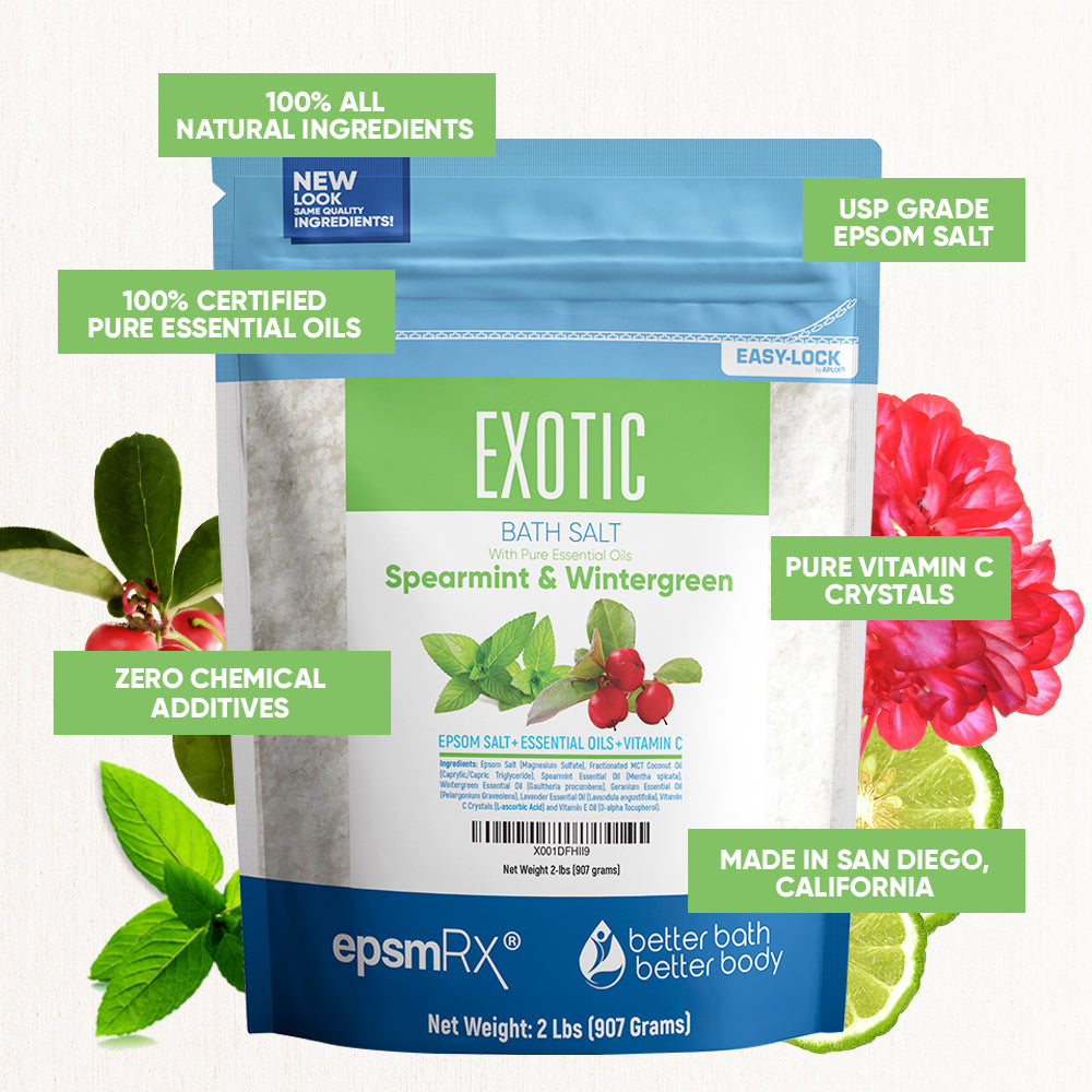 Exotic Bath Soak