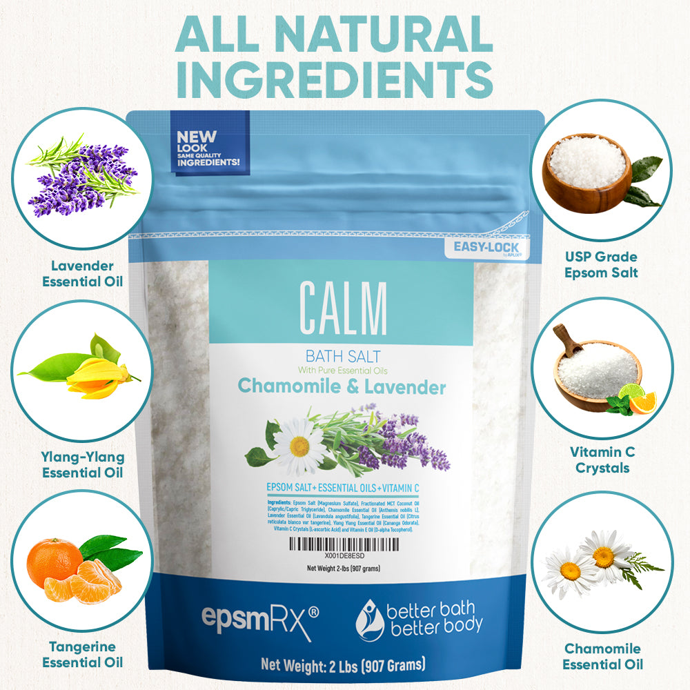 Calm Bath Soak