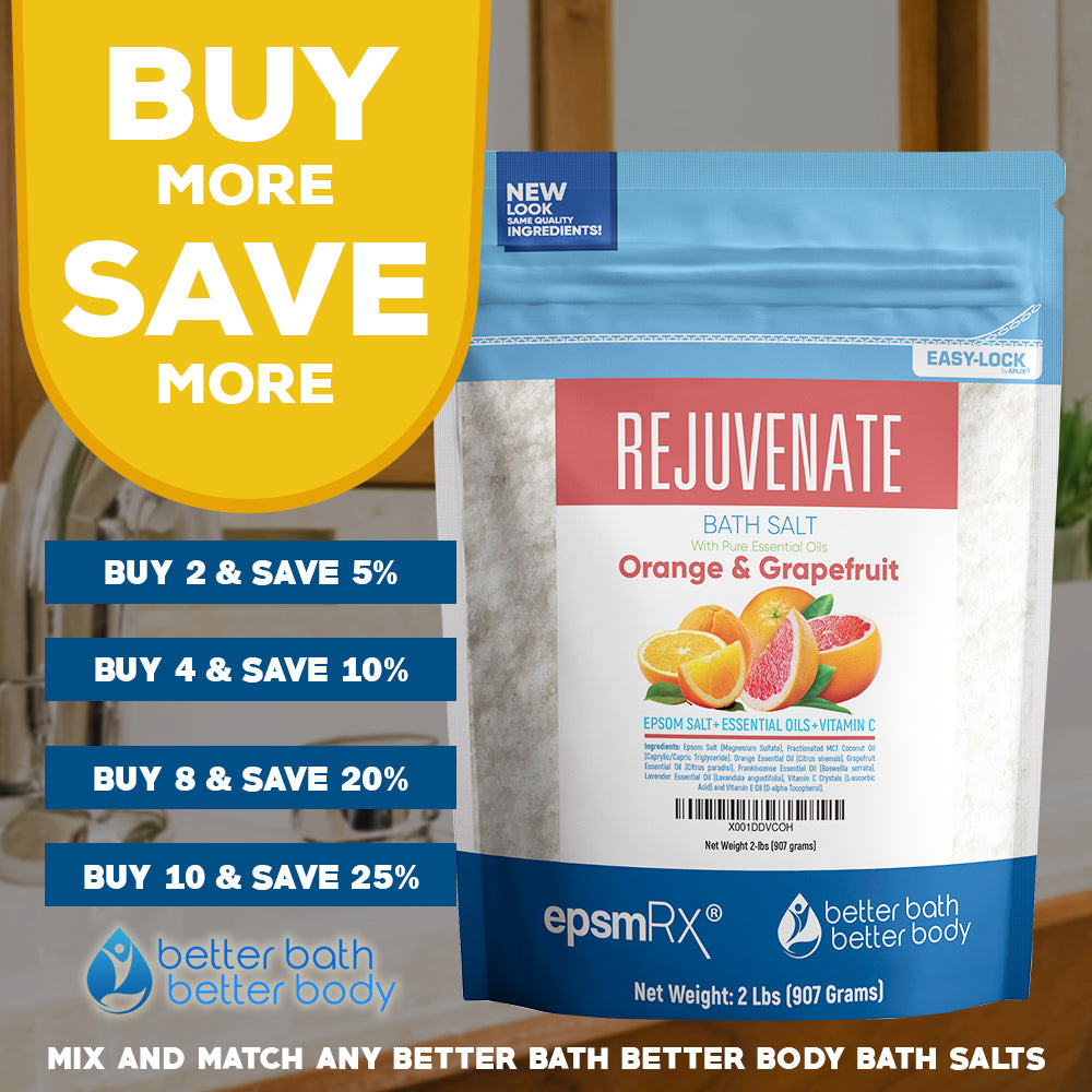 Rejuvenate Bath Soak