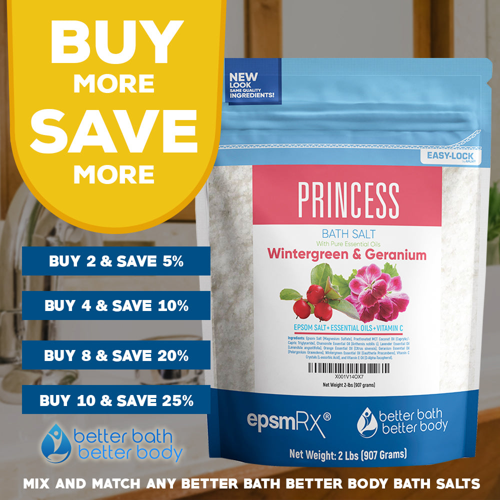 Princess Bath Soak