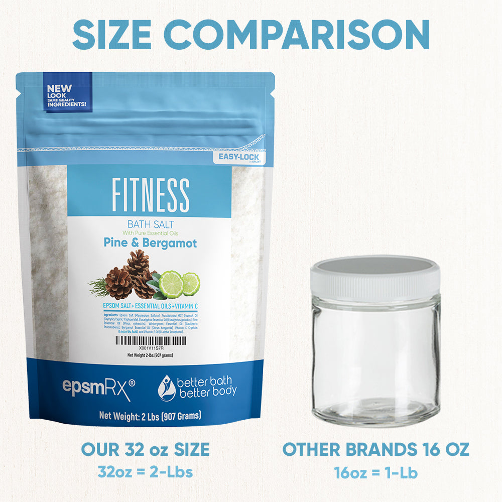 Fitness Bath Soak